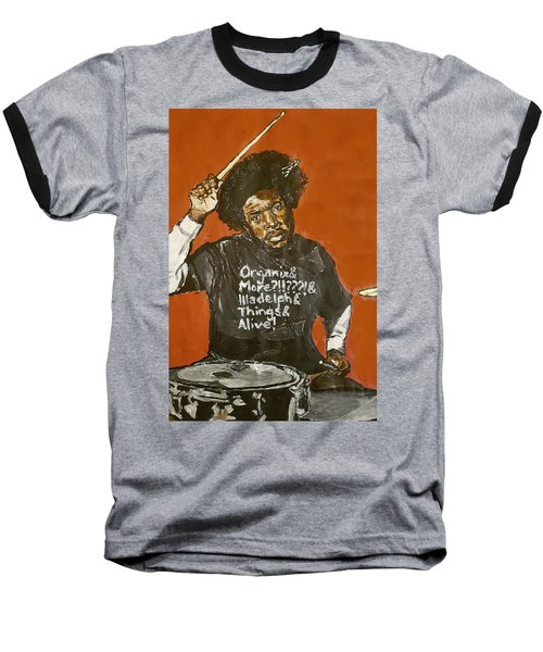 Questlove Baseball T-Shirt