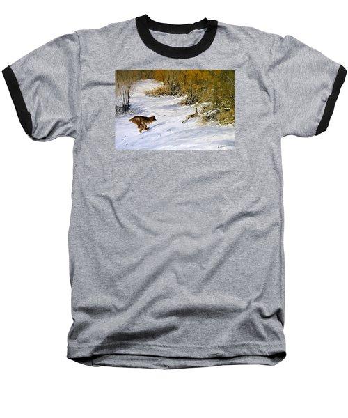 Quick Cover Baseball T-Shirt