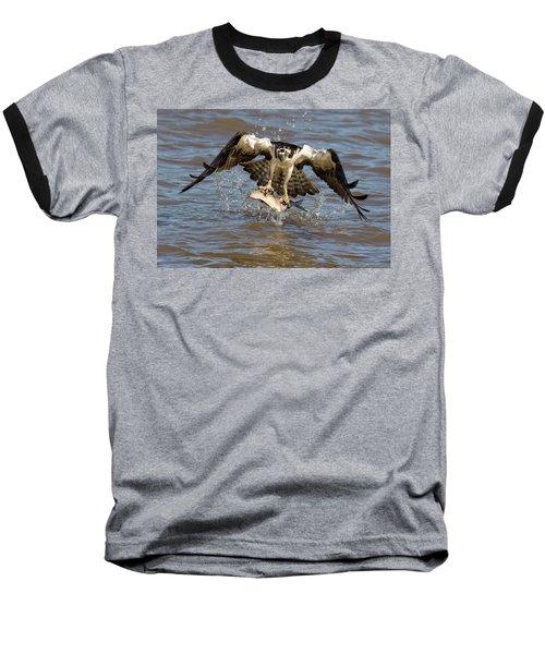 Quick Snatch Baseball T-Shirt