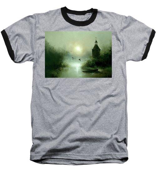 Quiet Abode Baseball T-Shirt