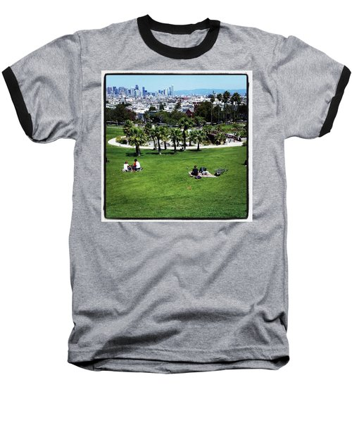 Baseball T-Shirt featuring the photograph Quiet At #doloresgaybeach by Mr Photojimsf