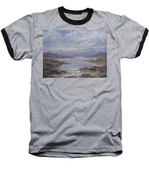 Quiet Bay. Baseball T-Shirt