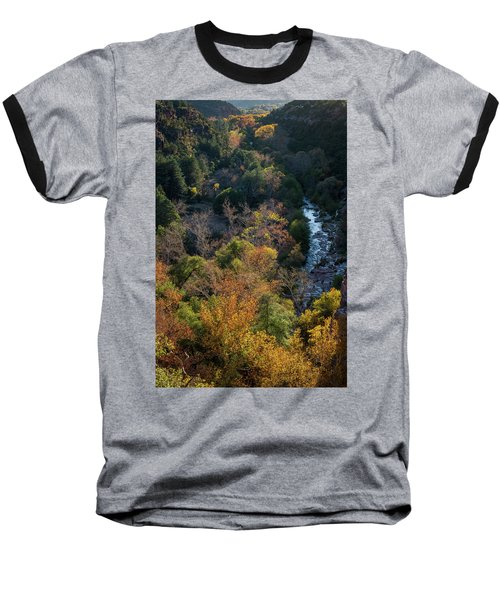 Quiet Canyon Baseball T-Shirt