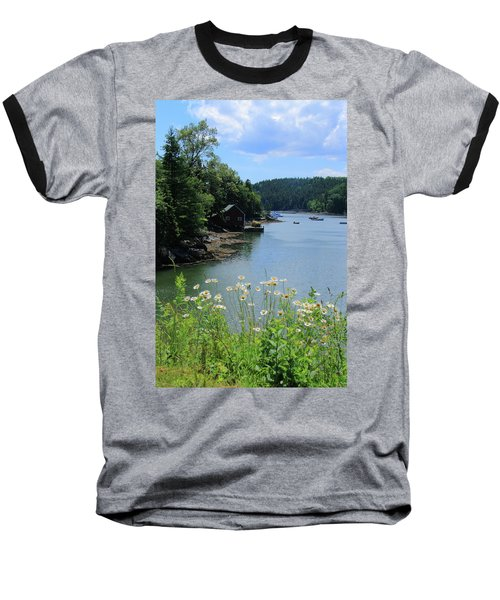Quiet Cove 2 Baseball T-Shirt