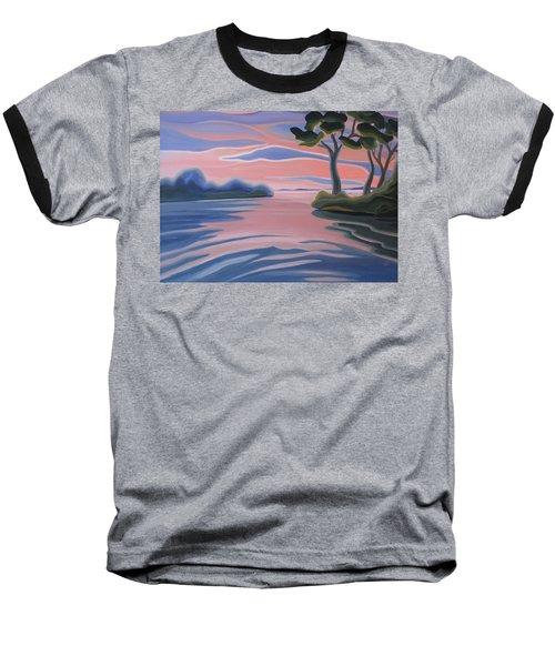 Quiet Evening Baseball T-Shirt