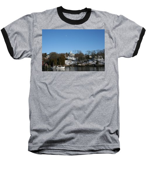 Quiet Harbor Baseball T-Shirt