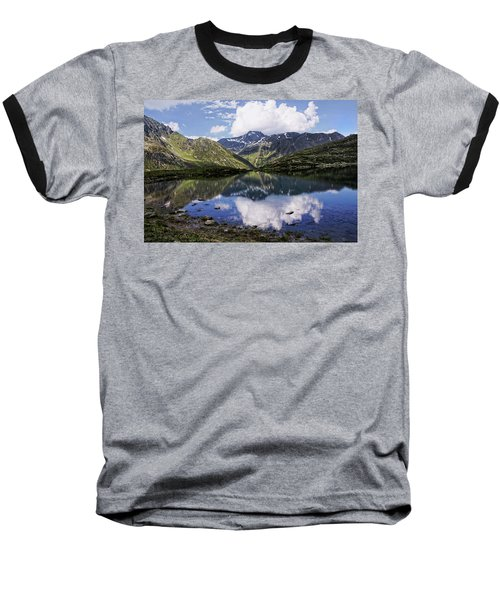 Quiet Life Baseball T-Shirt by Annie Snel
