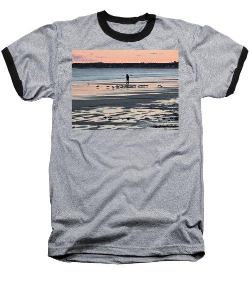 Quiet Light Baseball T-Shirt