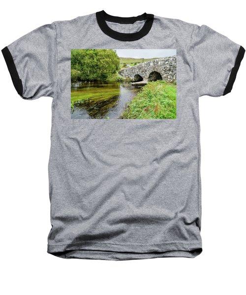 Quiet Man Bridge Baseball T-Shirt