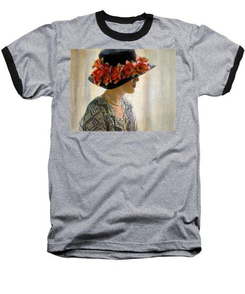 Quiet Moment Baseball T-Shirt