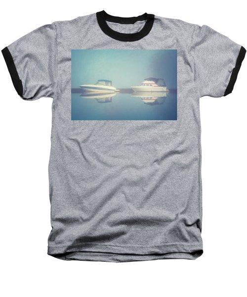 Baseball T-Shirt featuring the photograph Quiet Morning by Ari Salmela