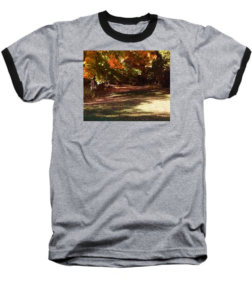 Quiet Picnic Place Baseball T-Shirt