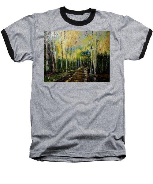 Quiet Place Baseball T-Shirt