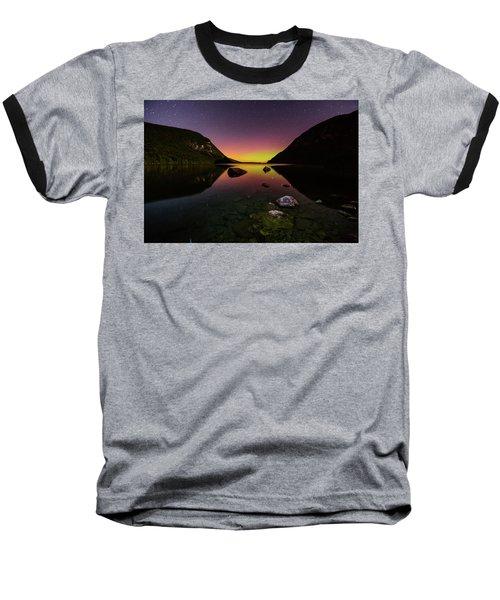 Quiet Reflection Baseball T-Shirt