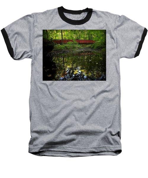 Quiet Reflections Baseball T-Shirt