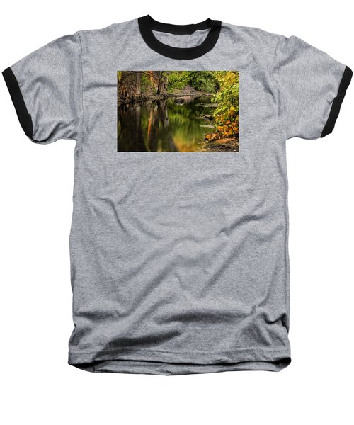 Quiet River Baseball T-Shirt