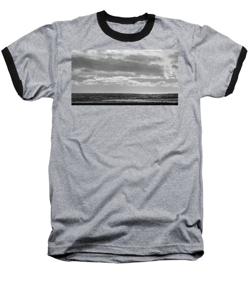 Quiet Shores After The Storm Baseball T-Shirt