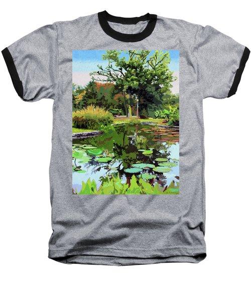Quiet Time Baseball T-Shirt