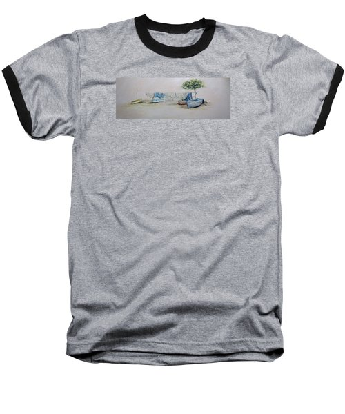 Quietude Baseball T-Shirt