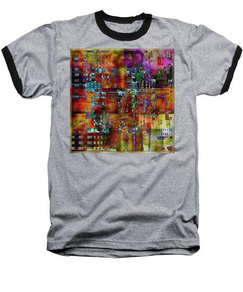 Quilt Baseball T-Shirt