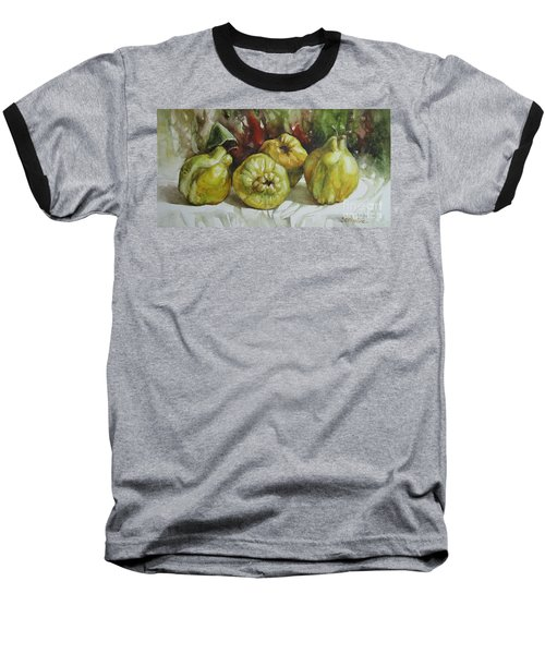 Quinces Baseball T-Shirt