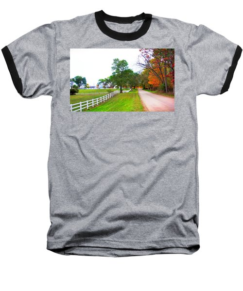 Quintessence Of Autumn Baseball T-Shirt
