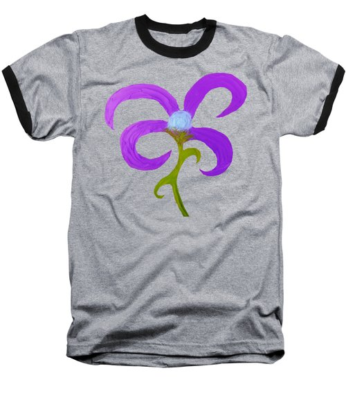 Quirky 3 Baseball T-Shirt