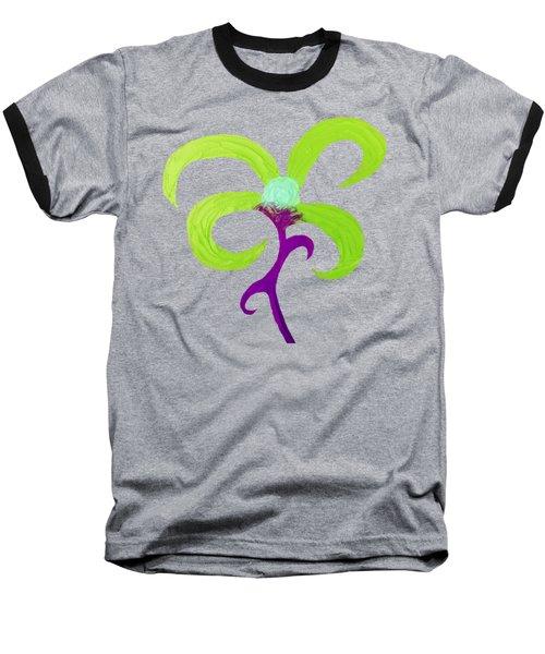 Quirky 4 Baseball T-Shirt