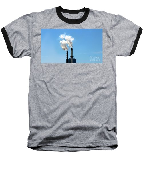 Baseball T-Shirt featuring the photograph Quit by Stephen Mitchell