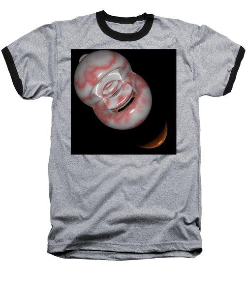 R 004 D Baseball T-Shirt
