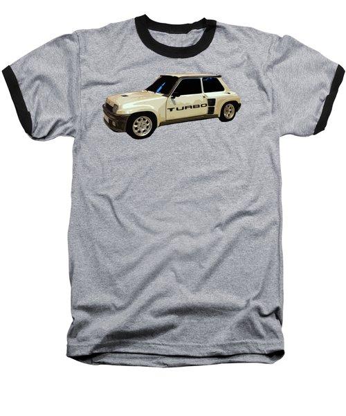 R Turbo Art Baseball T-Shirt