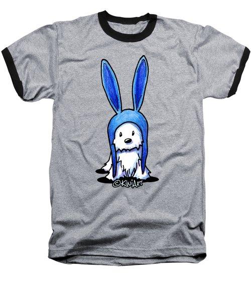 Rabbit Ears Westie Baseball T-Shirt