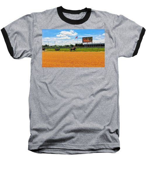 Race Day  Baseball T-Shirt