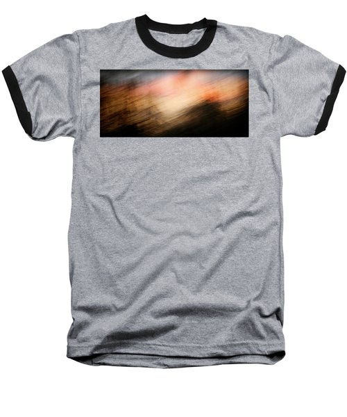 Baseball T-Shirt featuring the photograph Race You To The Top by Marilyn Hunt