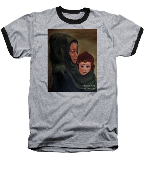 Rachel And Joseph Baseball T-Shirt