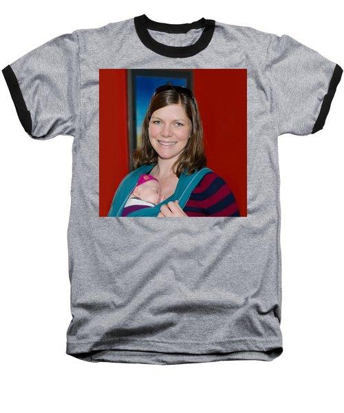 Rachel Madonna Baseball T-Shirt