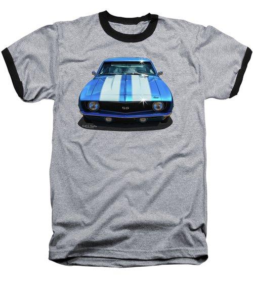 Racing Stripes Baseball T-Shirt