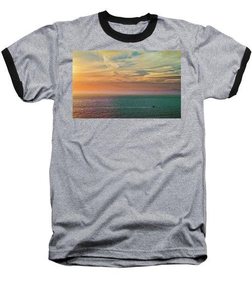 Racing The Sunrise Baseball T-Shirt