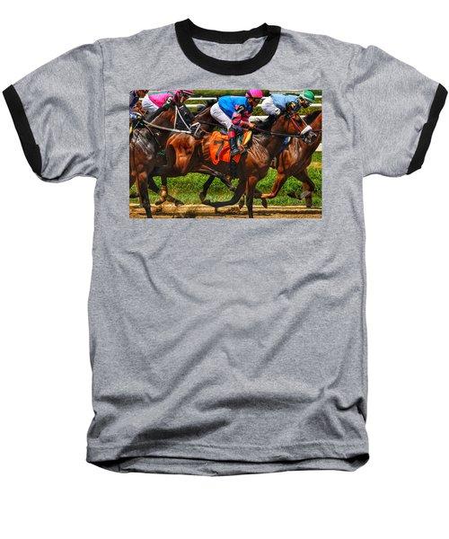 Racing Tight Baseball T-Shirt