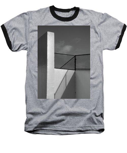 Baseball T-Shirt featuring the photograph Racquetball IIi  by Richard Rizzo