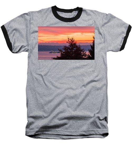 Radiance At Sunrise Baseball T-Shirt by E Faithe Lester
