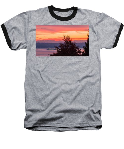 Radiance At Sunrise Baseball T-Shirt