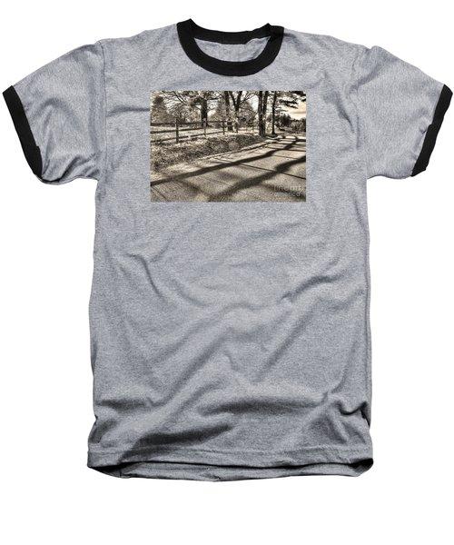 Radiance Baseball T-Shirt by Betsy Zimmerli