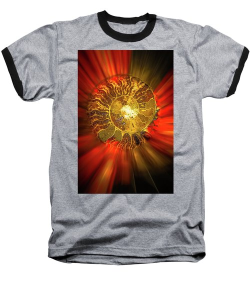 Radiance Baseball T-Shirt by Mark Dunton