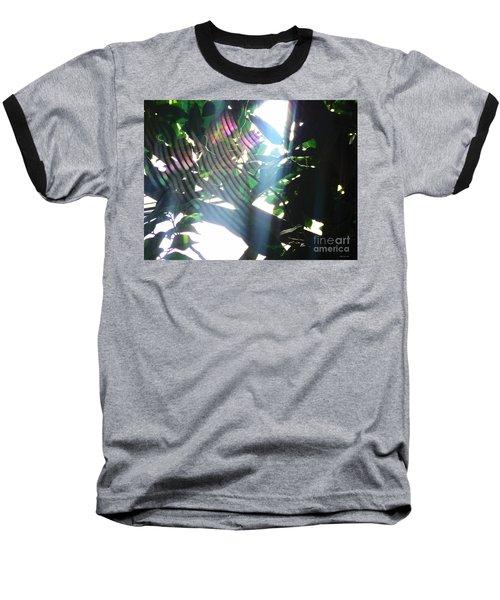 Baseball T-Shirt featuring the photograph Radiance by Megan Dirsa-DuBois