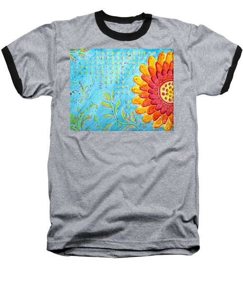Radiance Of Christina Baseball T-Shirt by Desiree Paquette
