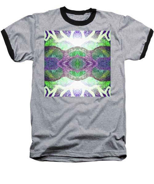 Radiance  Baseball T-Shirt by Rachel Hannah