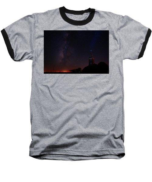 Baseball T-Shirt featuring the photograph Radiant Light by Jonathan Davison