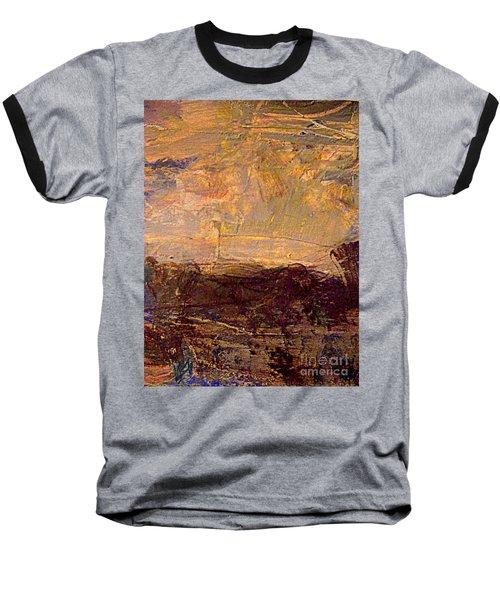 Radiant Light Baseball T-Shirt by Nancy Kane Chapman