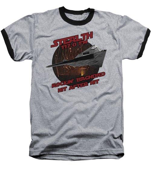 Radio Baghdad Baseball T-Shirt